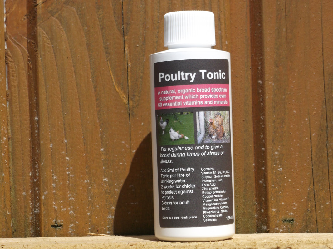 Poultry Tonic