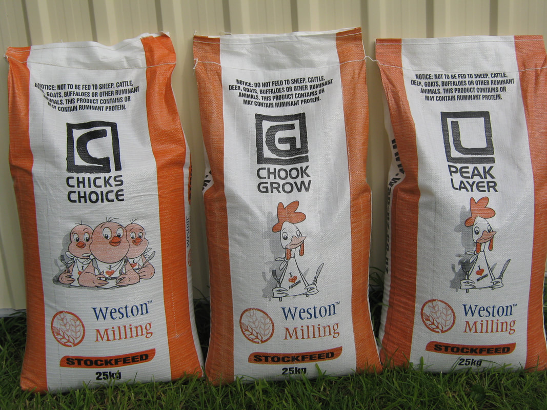 Weston Milling Poultry Feeds